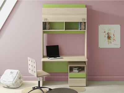 Детский письменный стол с надстройкой Киви ГН-139.008
