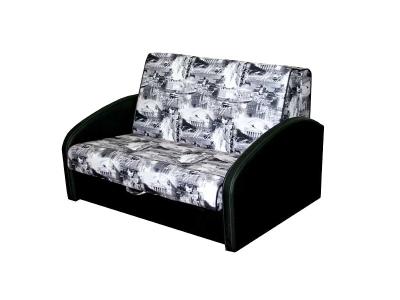 Диван-кровать Оливер 1 2 вариант Серый