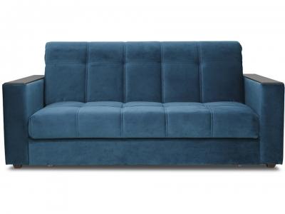 Диван Орион Т1 145х200 Beauty 07 синий