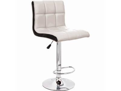 Барный стул Олимп WX-2318B экокожа белый