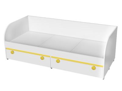 Кровать детская с ящикам Мамба КР-01 1892х640х833