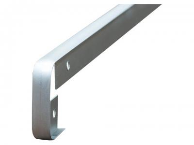 Профиль Т-образный алюминиевый для столешниц 40 мм ДО-010