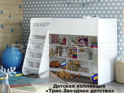 Кровать детская КР-07 Трио