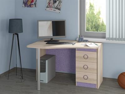 Угловой письменный стол Индиго ГН-145.015