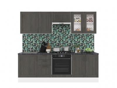 Кухонный гарнитур Винтаж 2400 шоколад